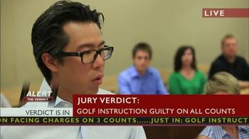 Tathata Golf TV Spot, 'Verdict' - Thumbnail 7