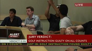 Tathata Golf TV Spot, 'Verdict' - Thumbnail 8