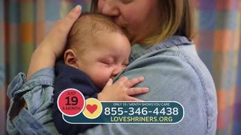 Shriners Hospitals for Children TV Spot, 'Love Is...' - Thumbnail 1