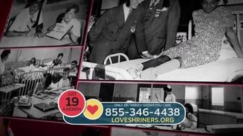 Shriners Hospitals for Children TV Spot, 'Love Is...' - Thumbnail 2