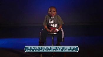 Shriners Hospitals for Children TV Spot, 'Love Is...' - Thumbnail 4