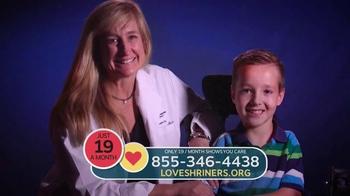 Shriners Hospitals for Children TV Spot, 'Love Is...' - Thumbnail 5