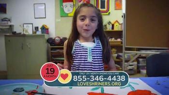 Shriners Hospitals for Children TV Spot, 'Love Is...' - Thumbnail 6