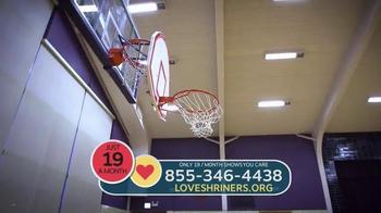 Shriners Hospitals for Children TV Spot, 'Love Is...' - Thumbnail 8