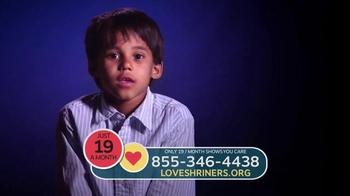 Shriners Hospitals for Children TV Spot, 'Love Is...' - Thumbnail 9