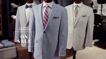 JoS. A. Bank Buy One, Get One Free Sale TV Spot, 'All Suits & Sportcoats' - Thumbnail 3
