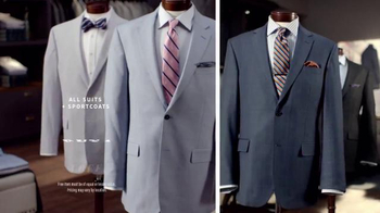 JoS. A. Bank Buy One, Get One Free Sale TV Spot, 'All Suits & Sportcoats' - Thumbnail 4