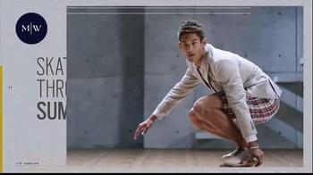 Men's Wearhouse TV Spot, 'Skate Through Summer' - Thumbnail 1