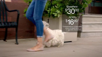 Ross Shoe Event TV Spot, 'Styles You Love' - Thumbnail 5