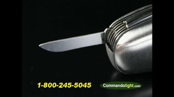 Commando Light TV Spot, 'The Powerhouse of Flashlights' - Thumbnail 5