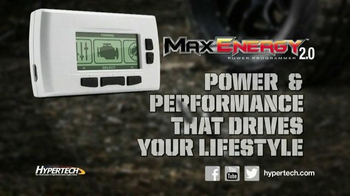 Hypertech Max Energy 2.0 Power Programmer TV Spot, 'Drives Your Lifestyle'
