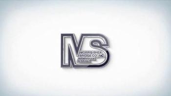 Morris-Shea Bridge Company TV Spot, 'Strong Foundation' - Thumbnail 8