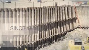 Morris-Shea Bridge Company TV Spot, 'Strong Foundation' - Thumbnail 3