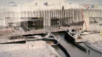 Morris-Shea Bridge Company TV Spot, 'Strong Foundation' - Thumbnail 4