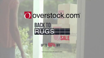 Overstock.com Back to Savings Sale TV Spot, 'Back to Living' - Thumbnail 1