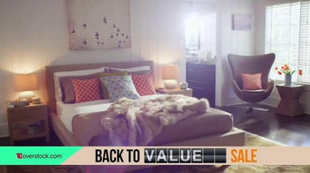 Overstock.com Back to Savings Sale TV Spot, 'Back to Living' - Thumbnail 6