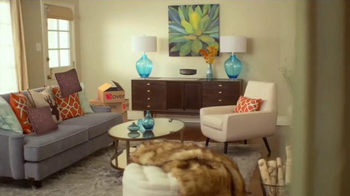 Overstock.com Back to Savings Sale TV Spot, 'Back to Living' - Thumbnail 9