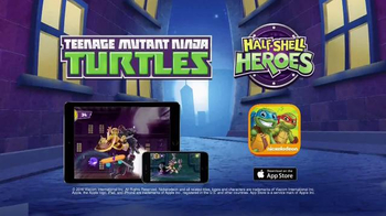 Teenage Mutant Ninja Turtles: Half-Shell Heroes TV Spot, 'Turtle Up' - Thumbnail 10