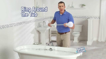 Turbo Scrub TV Spot, 'Quick and Easy'