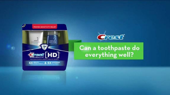 Crest Pro-Health HD TV Spot, 'The Whole Package' - Thumbnail 1