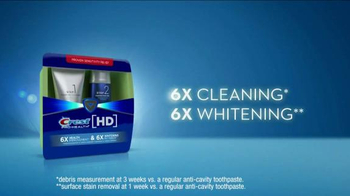 Crest Pro-Health HD TV Spot, 'The Whole Package' - Thumbnail 5