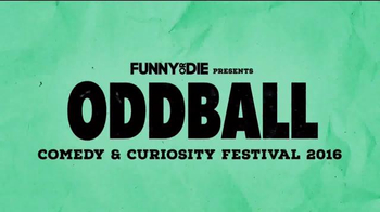 2016 Oddball Comedy and Curiosity Festival TV Spot, 'Show of the Century' - Thumbnail 1