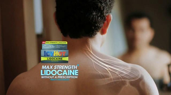 Icy Hot Lidocaine TV Spot, 'Aggravated Nerves' Featuring Shaquille O'Neal - Thumbnail 5