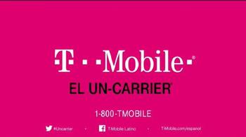 T-Mobile TV Spot, 'Free 4 All: Samsung Galaxy' [Spanish] - Thumbnail 10