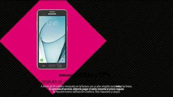 T-Mobile TV Spot, 'Free 4 All: Samsung Galaxy' [Spanish] - Thumbnail 4