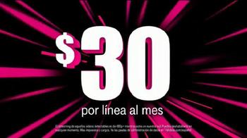 T-Mobile TV Spot, 'Free 4 All: Samsung Galaxy' [Spanish] - Thumbnail 6