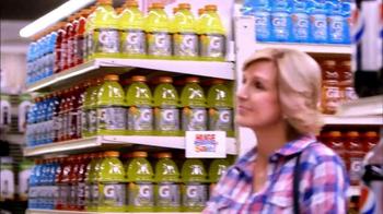 Albertsons Huge Anniversary Sale TV Spot, 'Gatorade and Quaker Bars' - Thumbnail 1