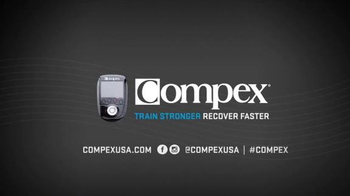 Compex Wireless TV Spot, 'First FDA Cleared Wireless Muscle Stim Device' - Thumbnail 10