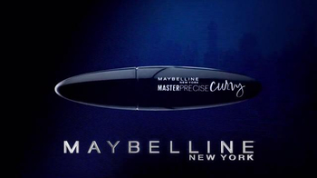 Maybelline New York Master Precise Curvy Eyeliner TV Spot, 'Control' - Thumbnail 6
