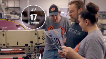 Time Warner Cable Business Class TV Spot, 'Teamwork by the Numbers' - Thumbnail 3