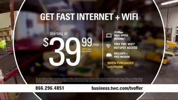 Time Warner Cable Business Class TV Spot, 'Teamwork by the Numbers' - Thumbnail 5