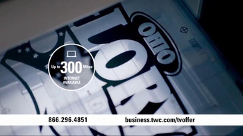 Time Warner Cable Business Class TV Spot, 'Teamwork by the Numbers' - Thumbnail 7
