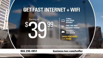 Time Warner Cable Business Class TV Spot, 'Teamwork by the Numbers' - Thumbnail 9