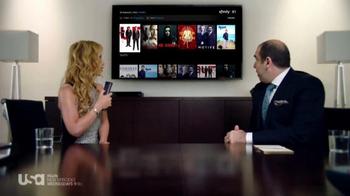 XFINITY X1 TV Spot, 'USA Network: Olympic Cat Ballet' - Thumbnail 1