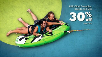 Bass Pro Shops Summer Madness Sale TV Spot, 'Towables, Boards and Skis' - Thumbnail 4