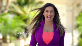 SKECHERS Air-Cooled Memory Foam TV Spot, 'Pool' Featuring Kelly Brook - Thumbnail 1