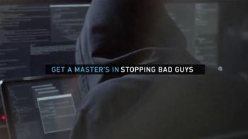 National University TV Spot, 'Get a Degree in Stopping Bad Guys' - Thumbnail 3