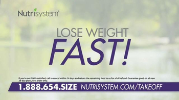 Nutrisystem Turbo Takeoff TV Spot, 'You Can' Feat. Marie Osmond, Dan Marino - Thumbnail 2