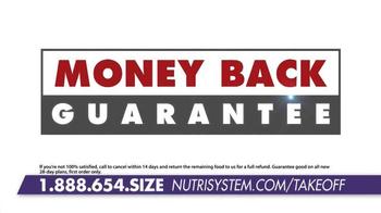 Nutrisystem Turbo Takeoff TV Spot, 'You Can' Feat. Marie Osmond, Dan Marino - Thumbnail 3