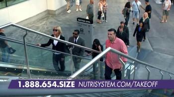 Nutrisystem Turbo Takeoff TV Spot, 'You Can' Feat. Marie Osmond, Dan Marino - Thumbnail 7