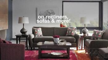 La-Z-Boy Anniversary Sale TV Spot, 'Recliners, Sofas & More' - Thumbnail 7