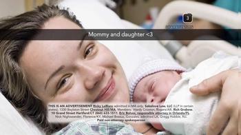 Sokolove Law TV Spot, 'Injuries at Birth' - Thumbnail 1