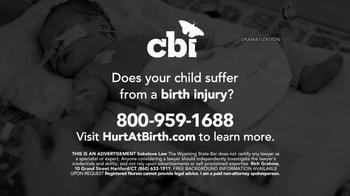 Sokolove Law TV Spot, 'Injuries at Birth' - Thumbnail 8