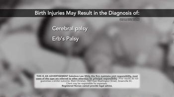 Sokolove Law TV Spot, 'Injuries at Birth' - Thumbnail 5