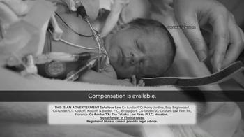 Sokolove Law TV Spot, 'Injuries at Birth' - Thumbnail 7