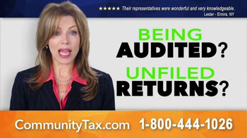 Community Tax Relief TV Spot, 'Special Program' - Thumbnail 1